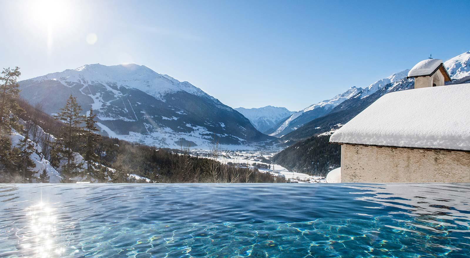 Siamo vicini ai bagni di bormio benessere hotel bormio hotel alpi golf - Terme bormio bagni vecchi offerte ...